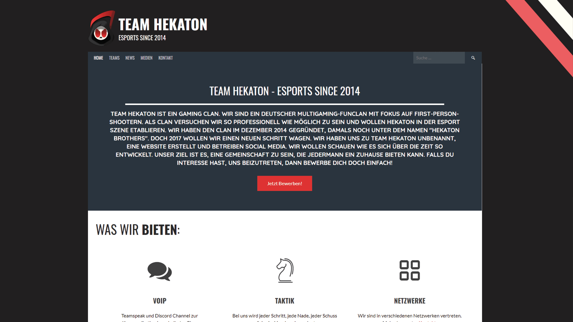 Team Hekaton Screenshot